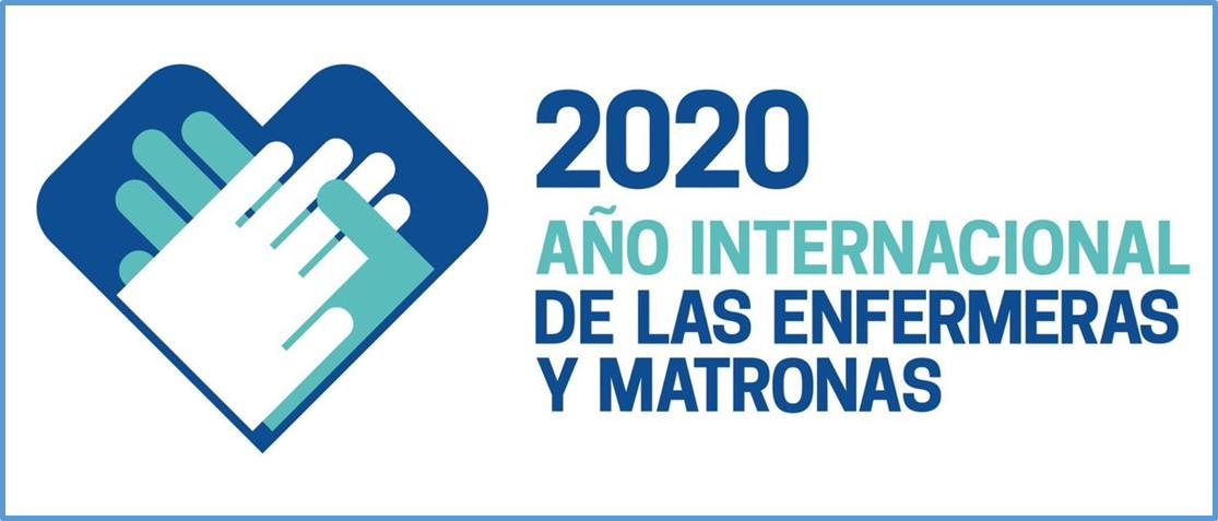 2020 Año Internacional de las Enfermeras y Matronas